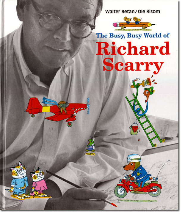 The Busy, Busy World of Richard Scarry